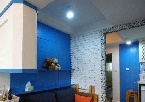 厦门学益多教育——【室内设计培训】一室一厅空间设计打造地中海风格