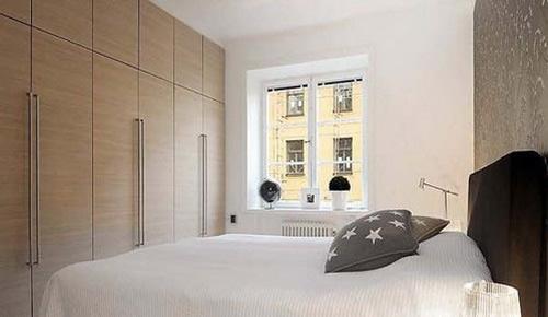 简约不简单的清新公寓设计紧凑令人惊喜