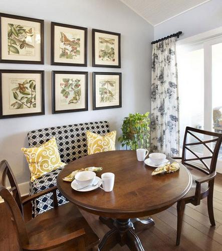实用创意的餐厅空间a30609
