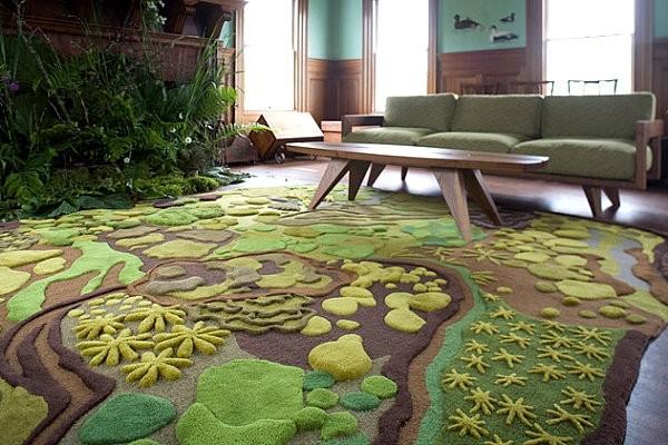 绿色环保的空间设计a31601