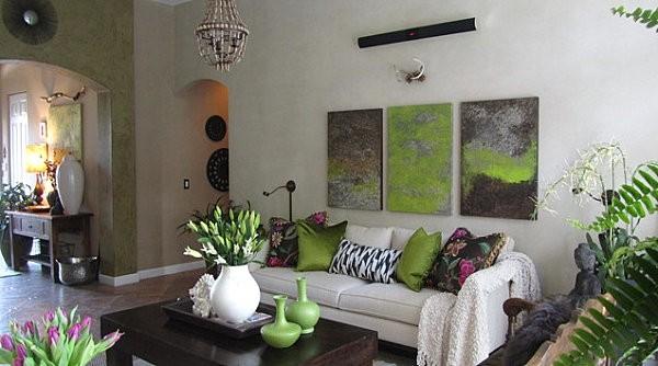 绿色环保的空间设计a31608