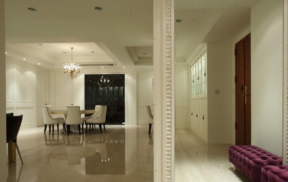 混搭风格居室装饰设计a32004