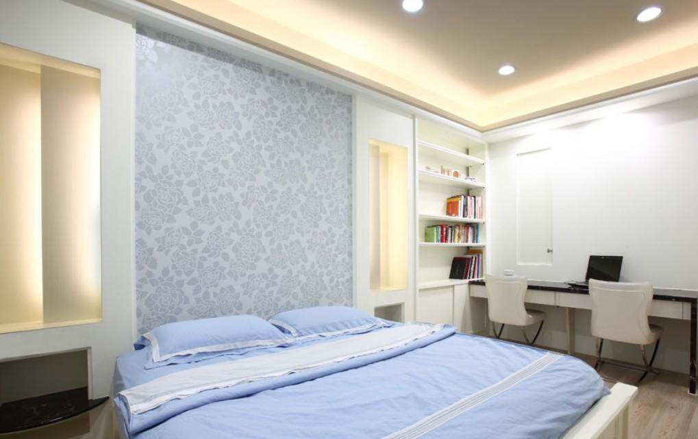 混搭风格居室装饰设计a32007