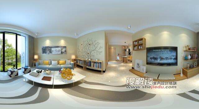 家居 起居室 设计 装修 640_353