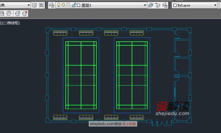 cad平面图如何导入3dmax按CAD平面图建模